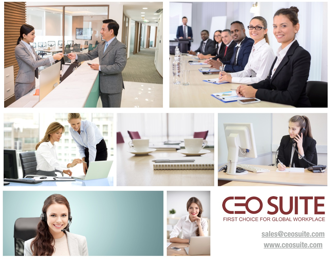 Collage CEO SUITE