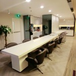 VIP Lounge & Pantry