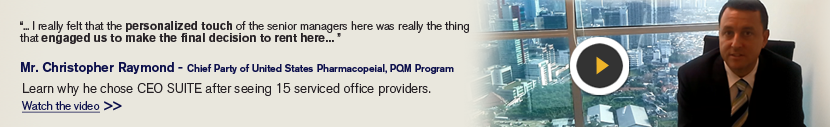 Testimonial on Serviced Office Malaysia & Malaysia virtual office
