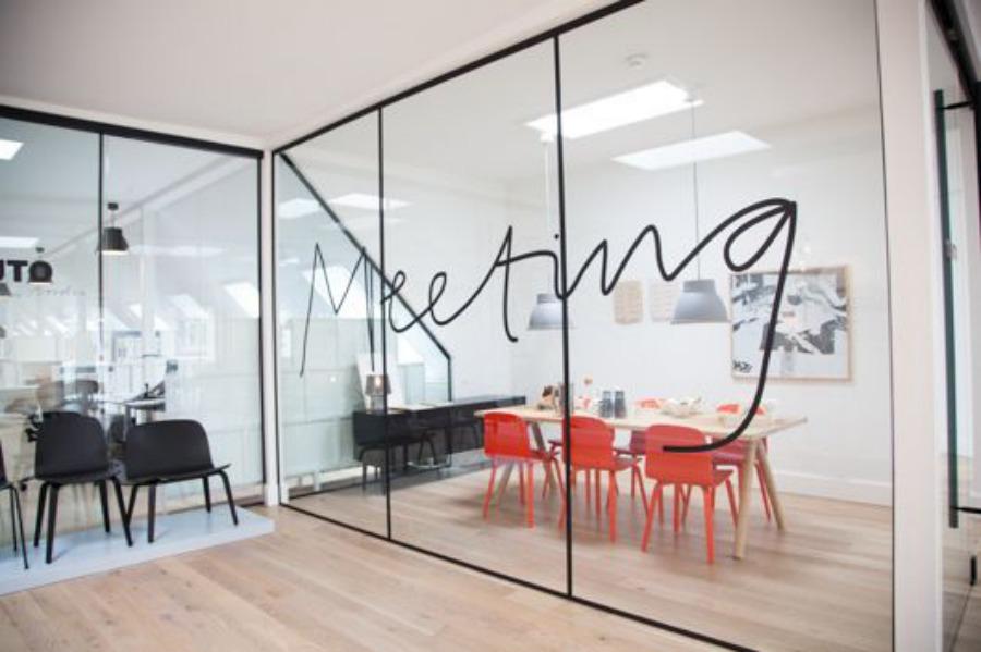 Meeting Room Signage Dubai