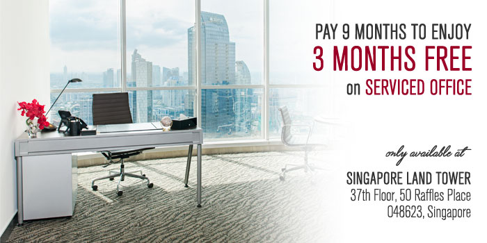 Serviced Offices Singapore