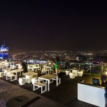 Roof Deck Bar - Serviced Office Hanoi