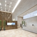 Building Reception - Instant Office Hanoi