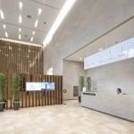 Building Reception - Instant Office Hanoi