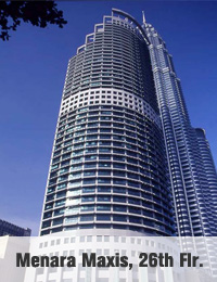 Menara Maxis, 26th - Kuala Lumpur Serviced Offices