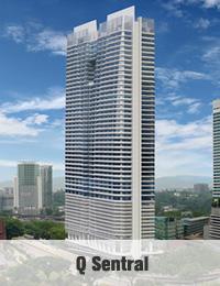 Q Sentral - Kuala Lumpur Serviced Offices