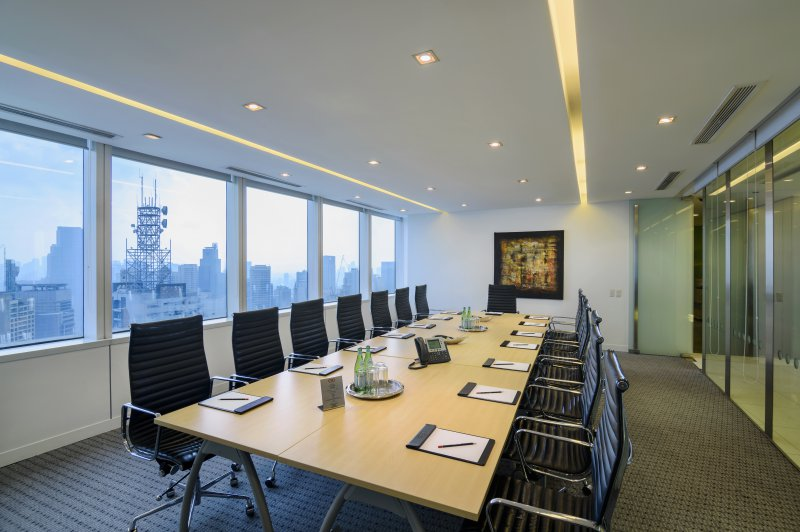 conference room in makati