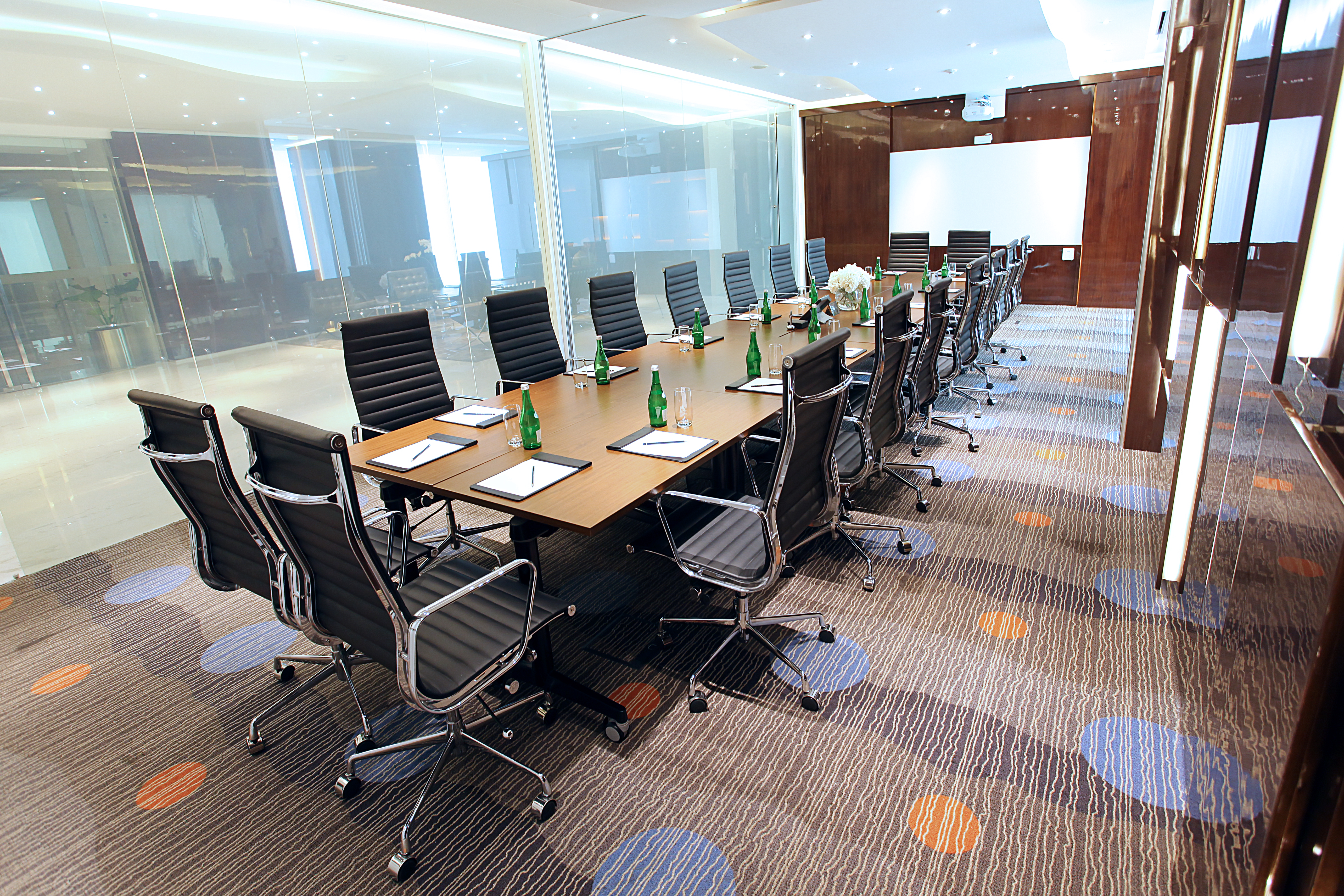conference room in jakarta