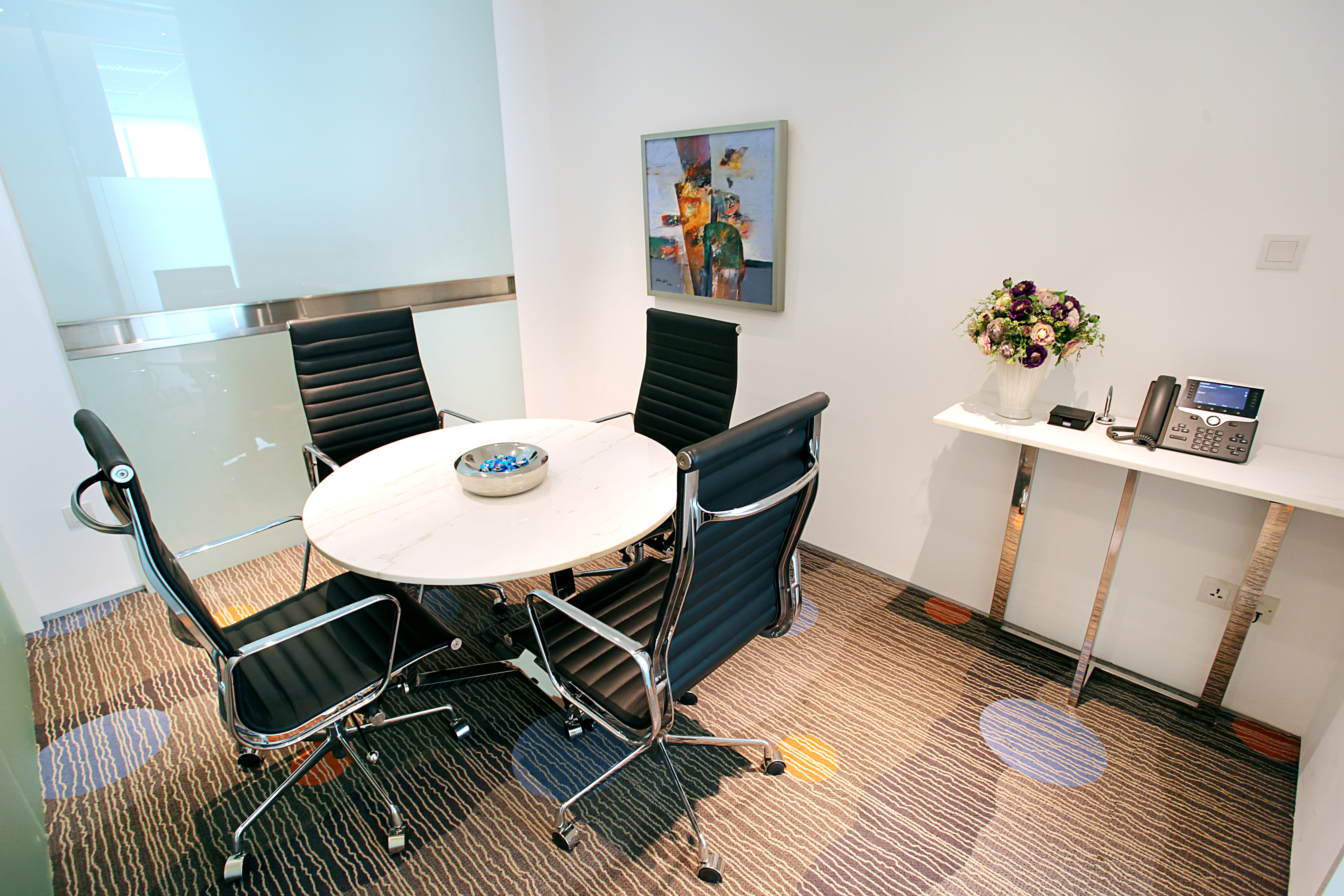 meeting room in jakarta