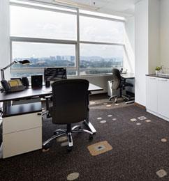 serviced office klcc